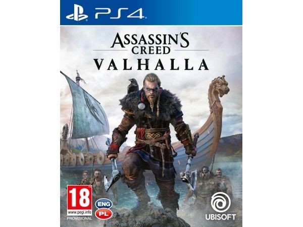 UBISOFT Assassin's Creed Valhalla Playstation 4
