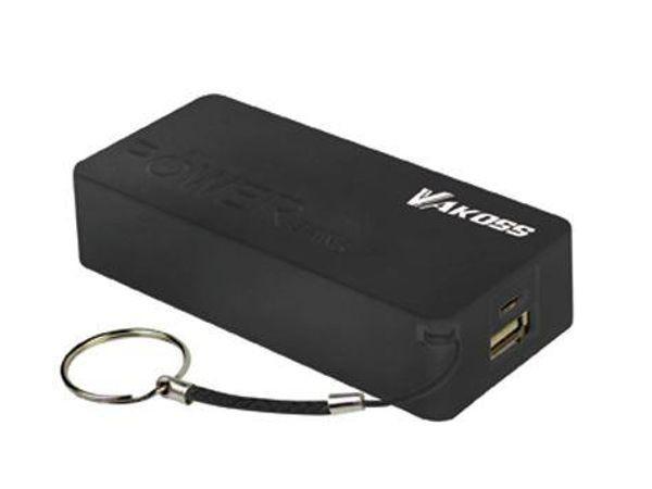 Vakoss PowerBank Vakoss 5200 mAh TP-2576K Czarny