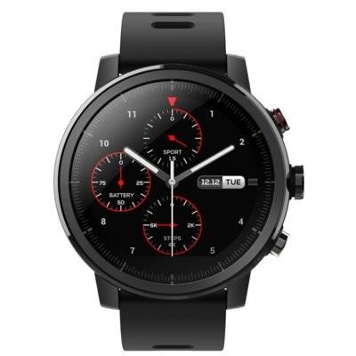 Smartwatch AMAZFIT Stratos Czarny