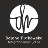 Logo firmy Dajana Rutkowska fotografia artystyczna