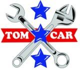 Logo firmy TOM-CAR MECHANIKA SAMOCHODOWA Tomasz Jackiewicz