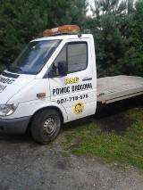 Logo firmy R&G Pomoc Drogowa