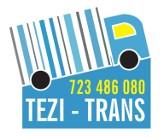 Logo firmy TEZI-TRANS Przeprowadzki