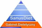 Logo firmy SanusDiet Anna Brinken