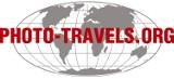 Logo firmy photo-travels