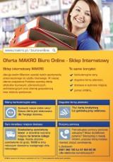 Logo firmy Biuroserwis Makro Cash& Carry