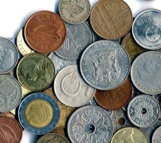 Skąd pochodzą te monety? Czy wiesz?