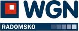 Logo firmy WGN Nieruchomości