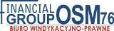 Logo firmy Financial Group OSM76 Windykacja