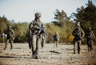 Wzruszające wyznanie żołnierza WOT – Bywa różnie....