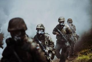 Gdy odwiedzają potrzebujących płyną łzy - prawda o żołnierzach WOT