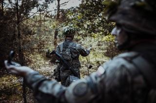 Szczerze o WOT- Praca w wojsku nie jest łatwa, szczególnie dla kobiety