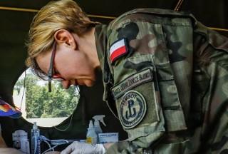 Pielęgniarka szczerze o szkoleniu wojskowym