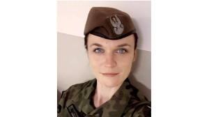Straciła pracę przez pandemię - odnalazła swoje miejsce w wojsku