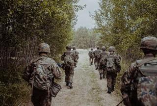 Szok zamienił się w zaniepokojenie  - szczera rozmowa z żołnierzem