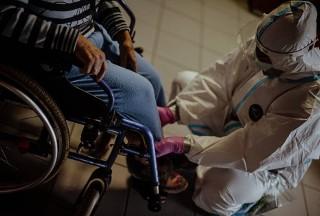 Pielęgniarka, matka i żołnierz - jak połączyć te trzy misje?