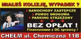 Logo firmy Auto Komis HIT POMOC DROGOWA/AUTA ZASTĘPCZE/PARKING STRZEŻONY