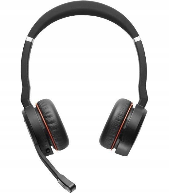 Słuchawki bezprzewodowe nauszne Jabra Evolve 75