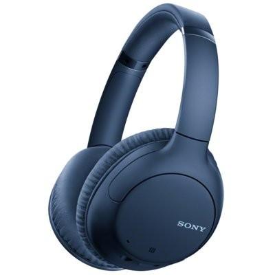 WH-CH710N Niebieski Słuchawki bezprzewodowe SONY