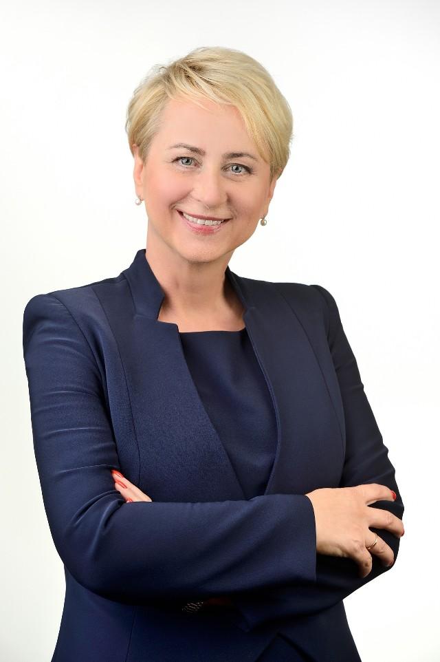 Iwona Gibas, członek Zarządu Województwa Małopolskiego