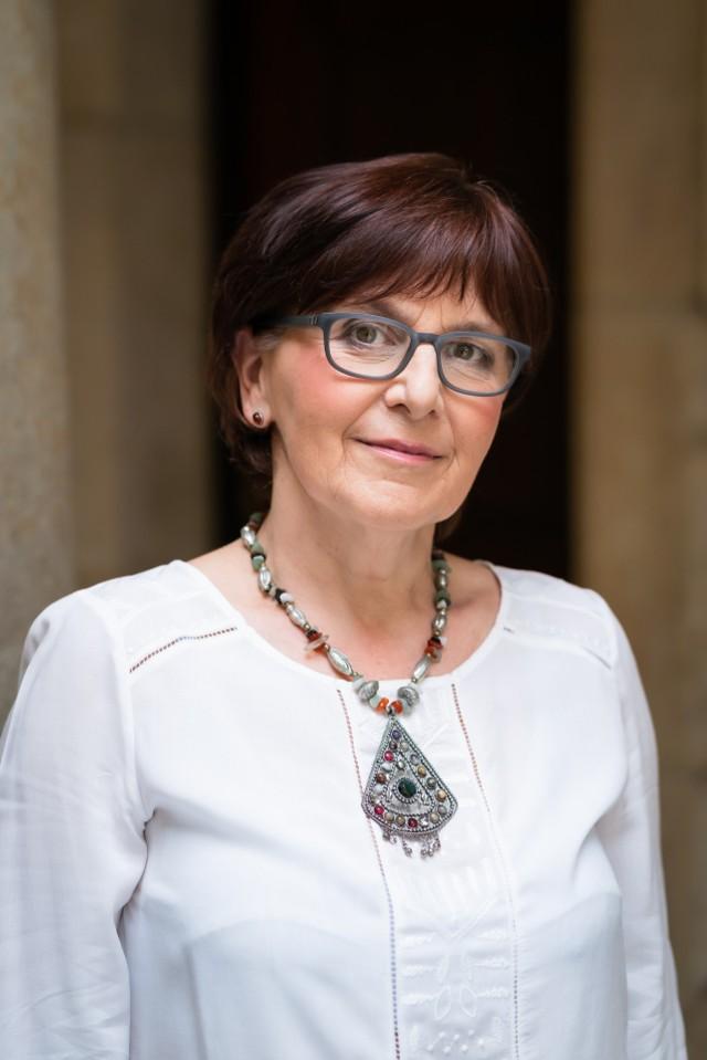 Prof. Lidia Matynian, fot. A. Golec