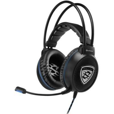 Słuchawki SHARKOON Skiller SGH1 Czarny