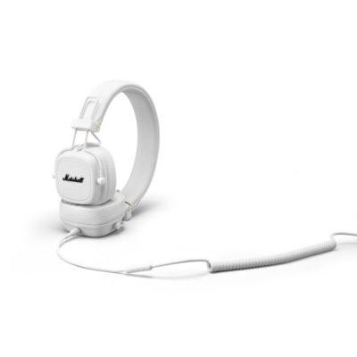 Słuchawki nauszne MARSHALL Major III Biały