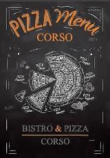 Logo firmy Bistro&Pizza CORSO