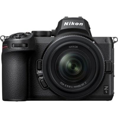 Aparat NIKON Z 5 + Nikkor Z 24-50mm f/4-6.3