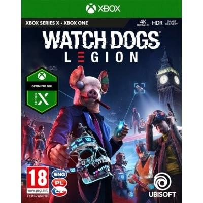 Gra Xbox One Watch Dogs Legion