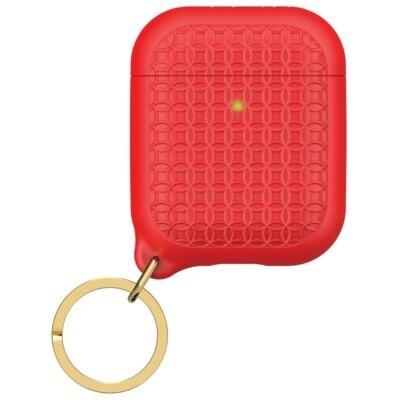 Etui CATALYST Keyring do Apple AirPods Czerwony