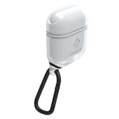 Etui CATALYST Waterproof do Apple AirPods Biały