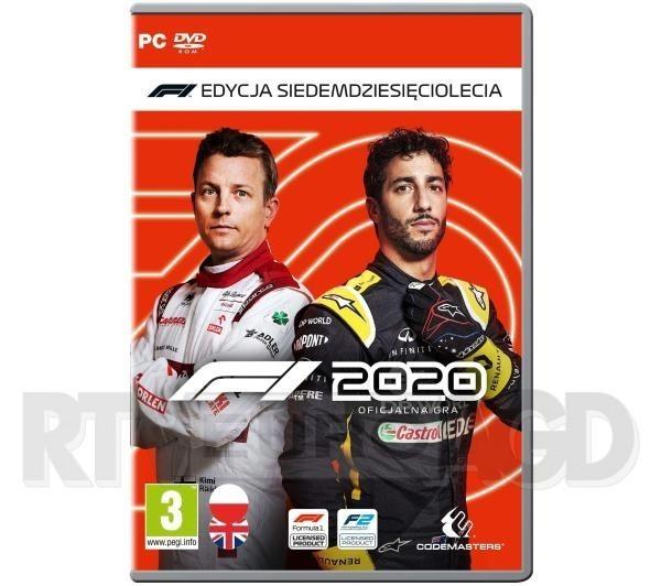 F1 2020 - Edycja Siedemdziesięciolecia PC