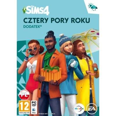 Dodatek do gry The Sims 4 Cztery pory roku