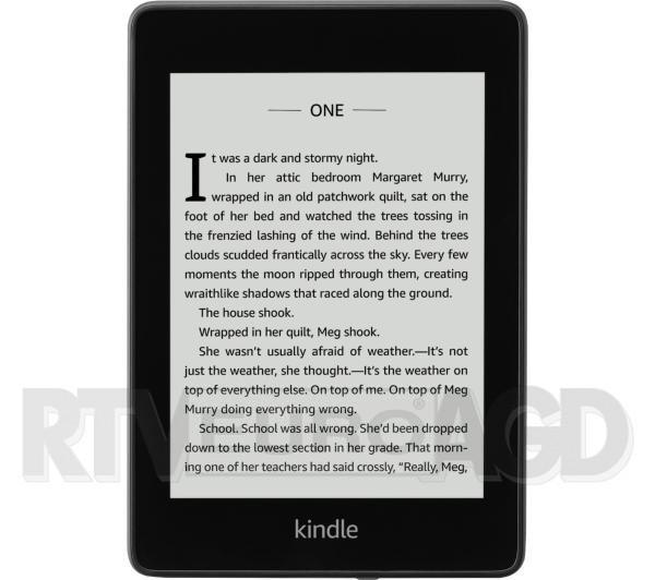 Amazon Kindle Paperwhite 4 32GB (z reklamami)