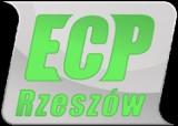 Logo firmy ECP Rzeszów