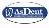 Logo firmy Centrum Stomatologiczne AsDent