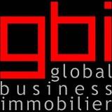 Logo firmy G.B.I. Nieruchomości