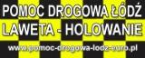 Logo firmy Pomoc Drogowa Łódź - Laweta Holowanie