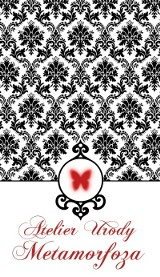Logo firmy Atelier Urody Metamorfoza Kamila Długokęcka