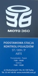 Logo firmy MOTO360-DALEO Sp. z o.o.