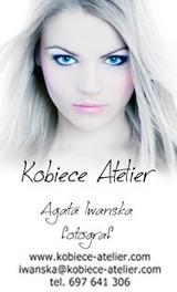 Logo firmy Kobiece Atelier