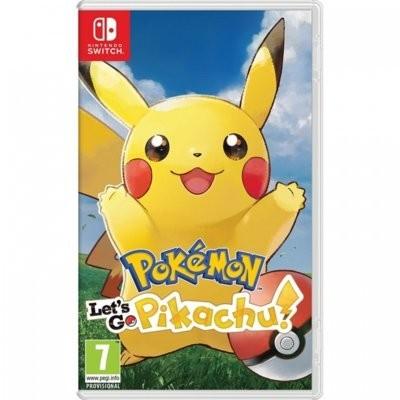 Gra Nintendo Switch Pokémon Let's Go Pikachu!