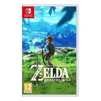 Gra Nintendo Switch The Legend of Zelda: Breath of the Wild
