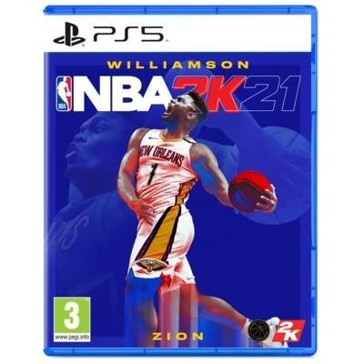 Gra PS5 NBA 2K21