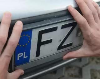 Czy wiesz co oznaczają litery na tablicach rejestracyjnych? QUIZ