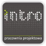 Logo firmy Pracownia Projektowa Intro Magdalena Dziagacz