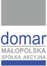 Logo firmy Domar-Małopolska Spółka Akcyjna