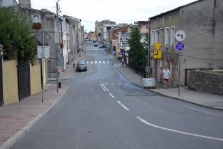 Quiz ulice w Wąbrzeźnie