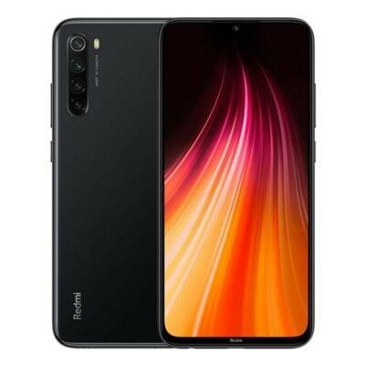 Smartfon XIAOMI Redmi Note 8 4GB/64GB Czarny (Space Black)